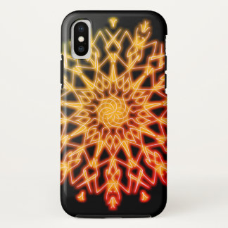Hot Lace Flames ~ iPhone X Case