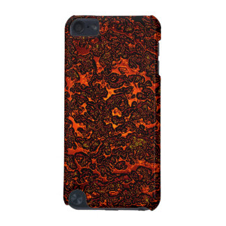 Hot lava iPod touch 5G cover