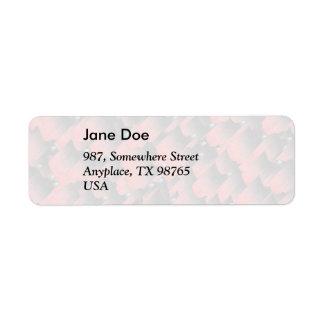 Hot layers return address label