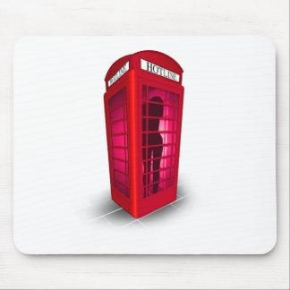 Hot Line Box Mousepad