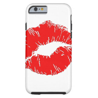 HOT LIPS TOUGH iPhone 6 CASE