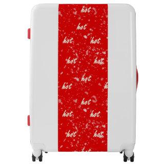 Hot love  Medium Sized Luggage Suitcase