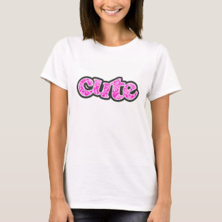 Hot Magenta Damask T-Shirt
