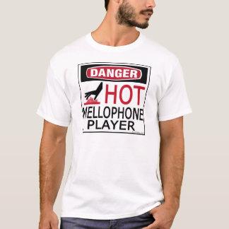 Hot Mellophone Player T-Shirt