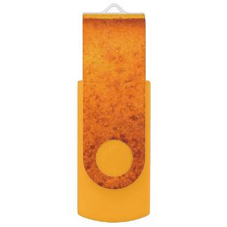 Hot Melting Pot Swivel USB 3.0 Flash Drive