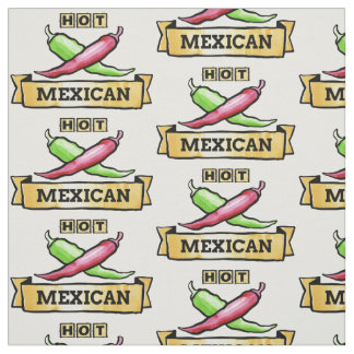 Hot Mexican custom color fabric