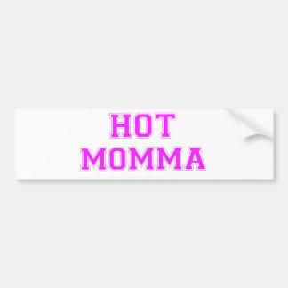 Hot Momma Bumper Sticker
