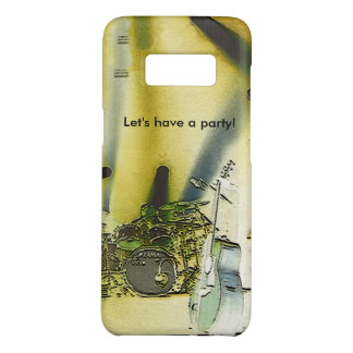 Hot Party Case-Mate Samsung Galaxy S8 Case