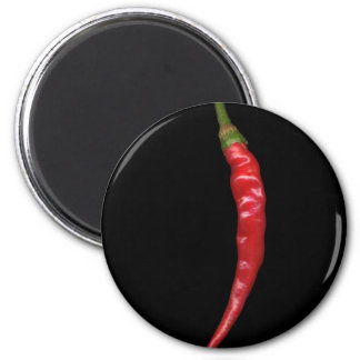 Hot Pepper 2 6 Cm Round Magnet