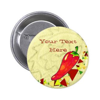 Hot Pepper Button