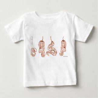 Hot Pepper Kid Baby T-Shirt