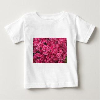 Hot Pink Azalea Blossoms Baby T-Shirt