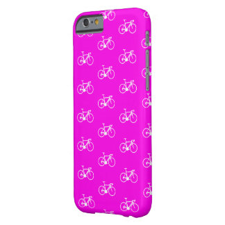 Hot Pink Bikes Barely There iPhone 6 Case