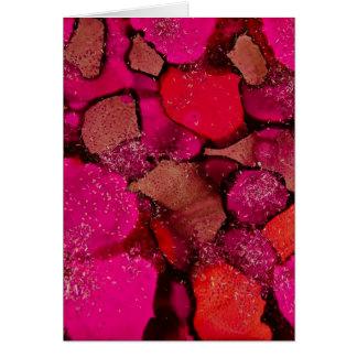 Hot Pink Card
