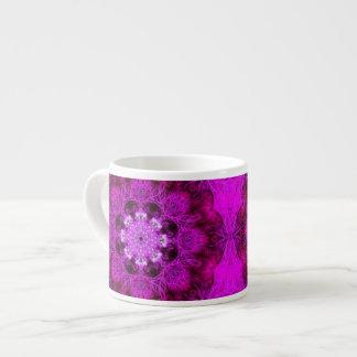 Hot Pink Coral Espresso Mug