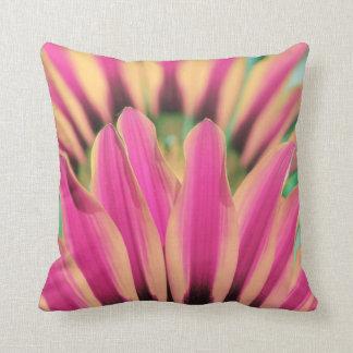 Hot Pink Daisy Petals Cushion