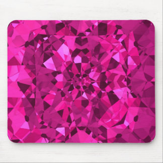 Hot Pink Diamonds Mouse Pad