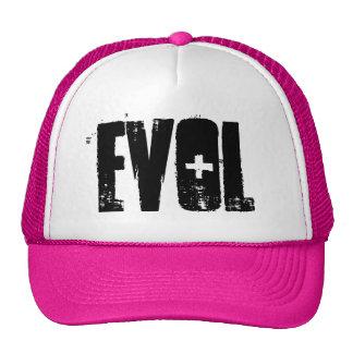 "Hot Pink ""EVOL"" Trucker Snapback Hat"