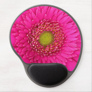Hot Pink Gerber Daisy Mouse Pad Gel Mouse Pad