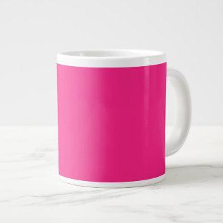 Hot Pink Jumbo Mug