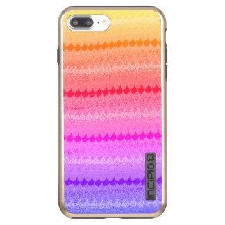 Hot Pink Knit Crochet Wool Incipio DualPro Shine iPhone 7 Plus Case