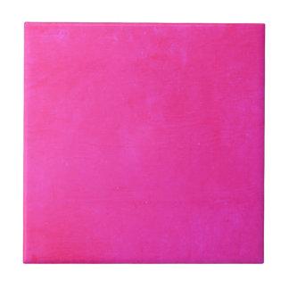 Hot Pink Magic Ceramic Tile
