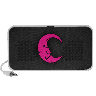 Hot Pink Moon Speaker System