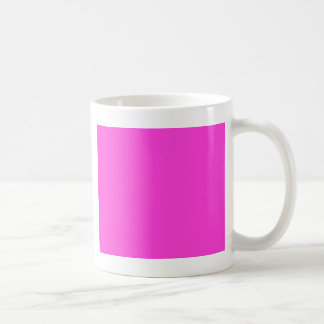 Hot Pink Coffee Mug