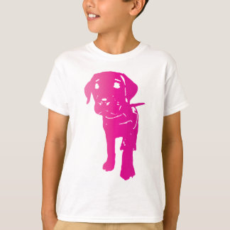 Hot Pink Puppy! T-Shirt