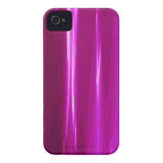 Hot Pink simple Design iPhone 4 Cover