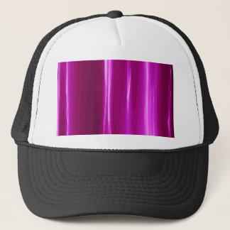 Hot Pink simple Design Trucker Hat