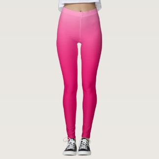 Hot Pink Sky Leggings