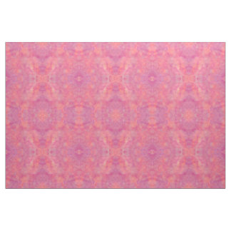 Hot Pink Watercolor Texture Pattern Background Fabric