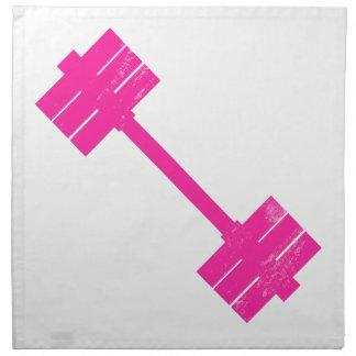 Hot Pink Weight Cloth Napkins