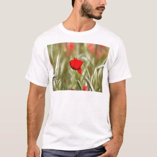 Hot Poppy T-Shirt