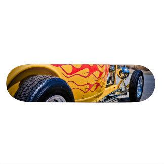 Hot Rod 6 Flame Job Deck Skateboard