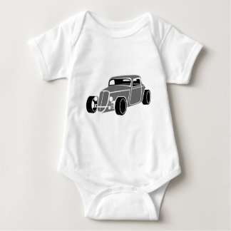 Hot Rod Baby Bodysuit
