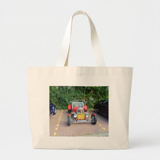 Hot Rod Canvas Bags
