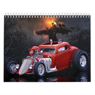 Hot Rod Calendar 1
