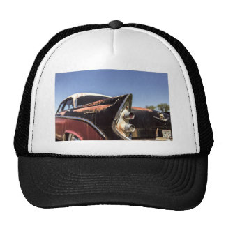 Hot rod cap