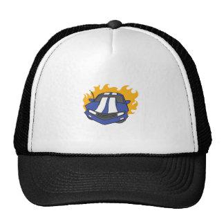 HOT ROD CAR TRUCKER HAT