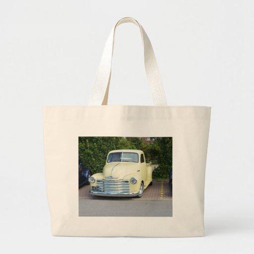 Hot Rod Chevrolet Pickup. Bags
