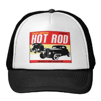 Hot Rod - Classic American Sports Car Trucker Hat