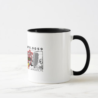 Hot Rod Company Coffee Mug