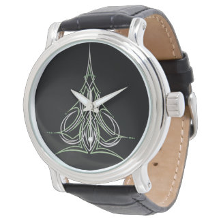Hot Rod Custom Car Pinstripe Pinstriping Art Watch