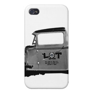 Hot Rod Delivery iPhone 4 Covers