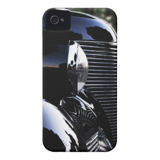 Hot Rod Ford Case-Mate Blackberry Case