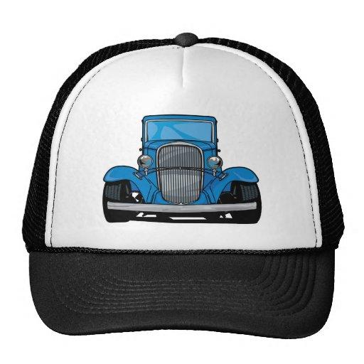 Hot Rod Front Mesh Hats