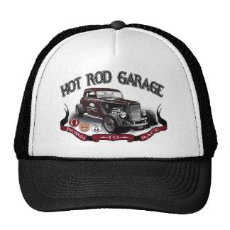 HOT ROD GARAGE CAP MESH HATS