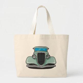 Hot Rod (Green) Tote Bag
